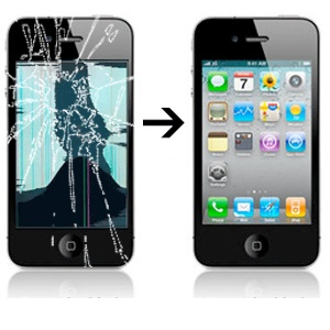 iPhone 4 repairs Melbourne CBD