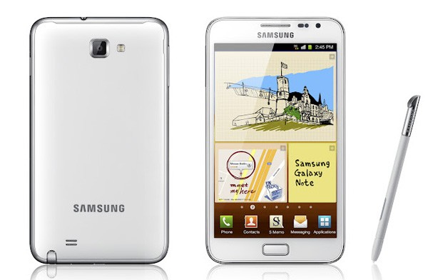 Samsung Galaxy Note 1 repairs Melbourne CBD